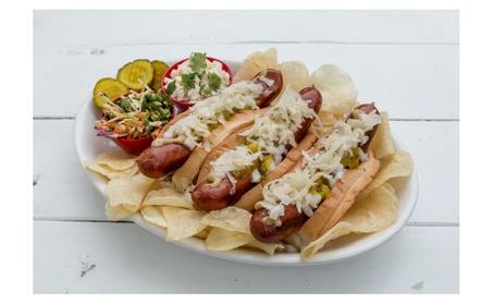 1 Dozen Savage Wiener Gourmet Steak Hot Dogs 219f60d6-1538-45ea-af5a-3c3483b87eec