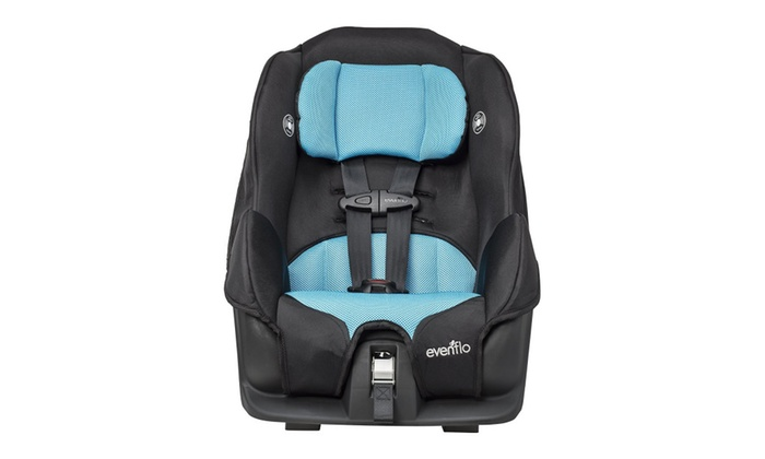 Evenflo Tribute Lx Convertible Car Seat Neptune