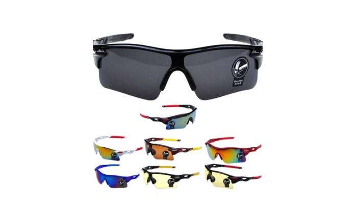 New Sports Cycling Bicycle Bike Riding Sun Glasses Eyewear Goggle
