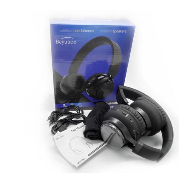 Beyution Headphones Manual