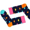 Perfect Casual And Comfortable Cotton Colorful Socks