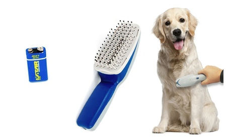 Durable Ionic Brush Comb Deodorizer for Pets 3205c616-b33b-41ea-8772-be89f584e45b