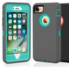 Protective Shockproof Hybrid Case Cover For Apple iPhone 7 / 8 / Plus