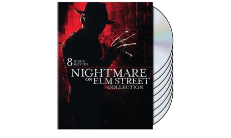Nightmare on Elm Street Collection (8-Pack) (DVD) afdad377-9349-4afb-badf-f20f3f3d5c6f