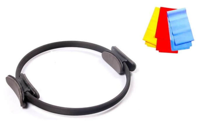 High Quality Shape Up Fitness Exercise Ring