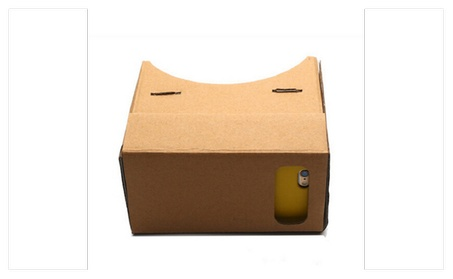 Virtual Reality Glasses Vr Box DIY Vr Cardboard For Smart Phones a95ab8de-afff-4f18-b6ca-4c518dfeff5c