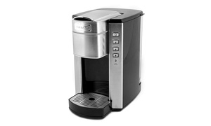 Cuisinart Compact Single Serve Coffee Maker - Certified Refurbished