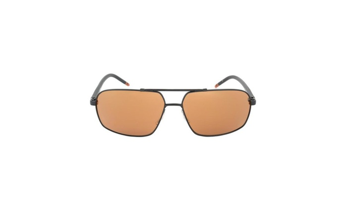 Sunglasses HD2001 02G – Dark Gunmetal Frame – Orange Lens