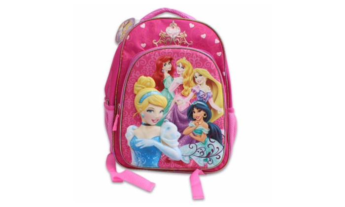 Disney Princess 3D Backpack – 16″