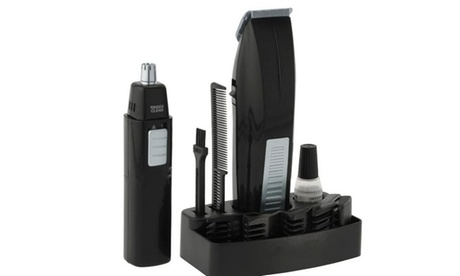 Powerful Men's Beard Trimmer And Ear & Nose Trimmer Hair Removal