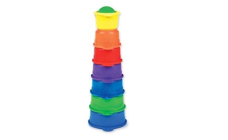 Munchkin Caterpillar Spillers Stacking Cups 630482b5-cc96-4608-96f3-143edae41184