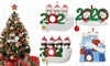 DIY Personalized Ornament 2020 Christmas Holiday Decorations