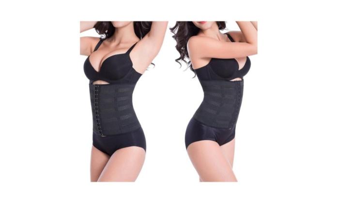 Super High Quality Women Bodysuit Breathable Shapewear Corset Belt