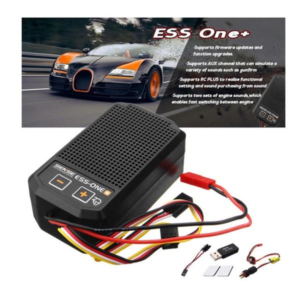 Sense Innovations ESS One Plus Real Engine Sound Simulator Kit RC Car