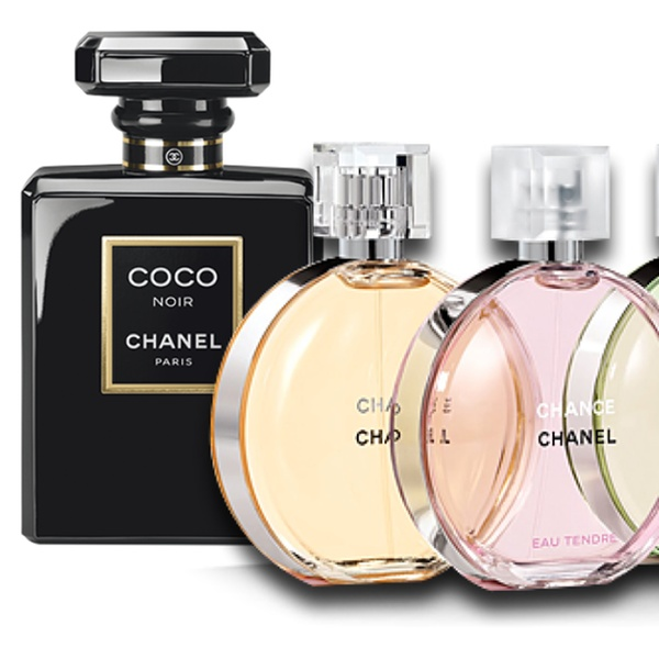 01910ae9c1 Coco Chanel Perfume for Women Mademoiselle Chance & Noir 3.4 oz edp ...