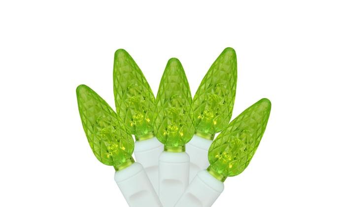 Lime Green Led C6