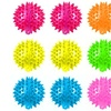 12 Set Light Up LED 'Super Spiked Ball' Kid's Toy Yoyo Ball (Colors May Vary)