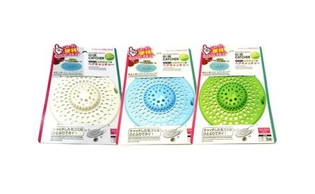 Good Idea 2-Way Silicone Sink and Bath Drain Hair Catcher f25dab34-6718-4851-a330-130685b453f7