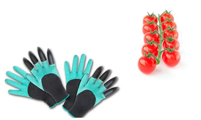 Natural Rubber Latex Comfortable Garden Gloves