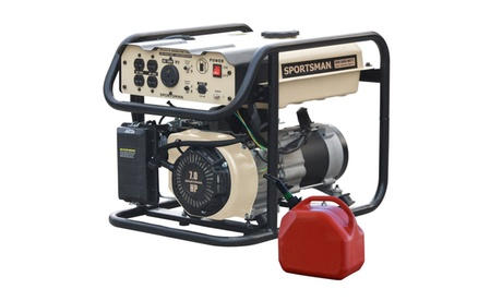 Sportsman Gasoline 4000 Watt Portable Generator d9784bbb-cf8d-4c87-b6f1-05687c6ae7c2