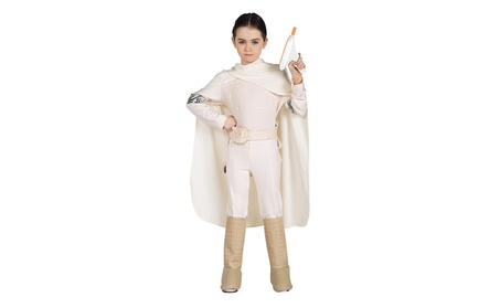 Star Wars Deluxe Padme Amidala Costume, Small ba3af532-45f5-4654-aa9d-a2a5b9716c19