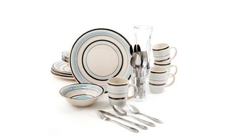 32pc Dinnerware Combo Set 47cecf89-fd05-4e8a-b805-3635f34d4d88