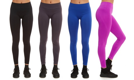 Seamless Compression Performance Leggings (2 Pack) eb8381f4-b6a9-4bd6-ad81-952ec0a3ca85