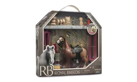 Royal Breeds Barn Buddies Set a6cd55a9-27de-4712-b7a0-3c1b1d143a37