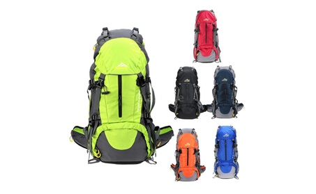New Camping Travel Rucksack Waterproof Mountaineering Outdoor Hiking 28608867-1ede-4771-b7b2-b0711a422dec