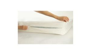 Waterproof Bed Bug Blocker Zippered Mattress Protector Groupon