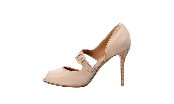 "Salvatore Ferragamo ""Philippa"" High Heel Pumps Shoes"