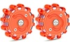 Emergency Magnetic Disc Road Side Assistance ( 2 Pack)
