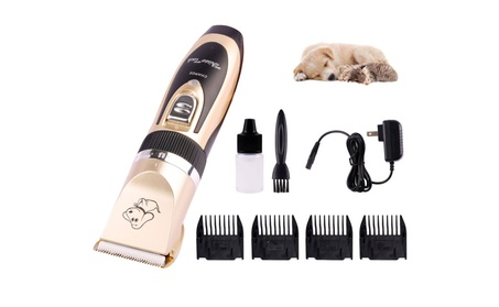 Pet Clippers Professional Pet Hair Grooming Cordless Electric Quiet f69503a4-fd57-4013-9775-2d5d6427e4dc