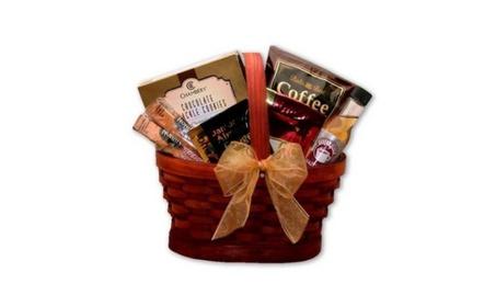 Gift Basket Coffee Break Gift Basket 326fae19-2878-443b-9943-300653fbe179