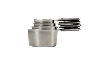 OXO Good Grips Stainless Steel Measuring Cups with Magnetic Snaps da620e6a-edee-4095-b539-57e357dca0fe