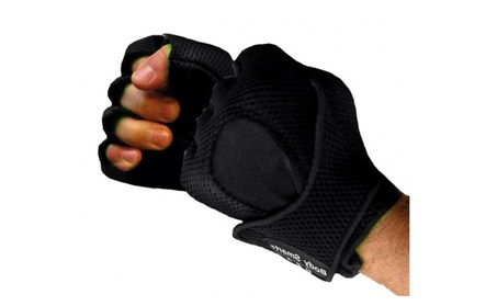 Weightlifting Gloves Padded Neoprene