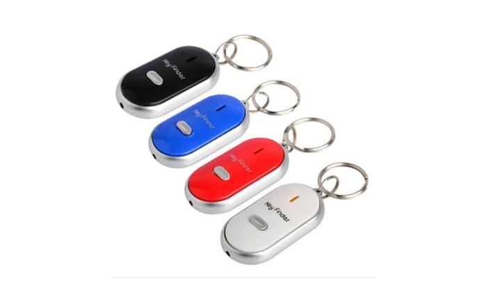 Alarm Locator Tracker Keys Finder Whistle Sound Control Tracer Seeker