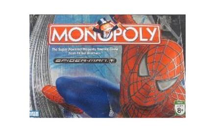 Monopoly Spider-man Edition a6461c06-4625-4139-a55a-bb6b9008d8c7