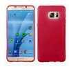 Insten Frosted Gel Case For Samsung Galaxy S7 Red