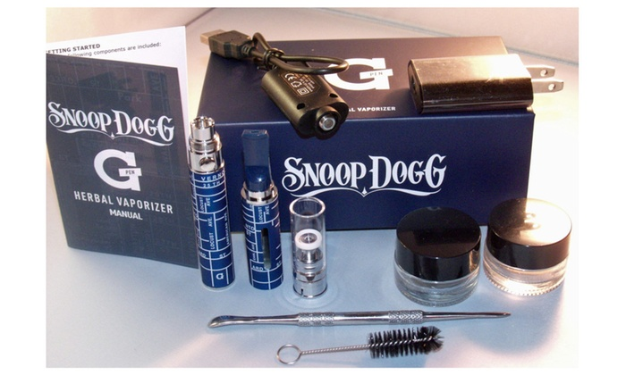 The Snoop Dogg G Pen Ground Material Tank