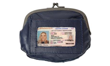 AFONiE - Soft Lambskin ID Change Purse (Goods Women's Fashion Accessories Wallets) photo