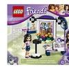 LEGO Friends Emmas Photo Studio 41305 Building Kit