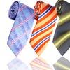 Elie Milano Italy High Quality Handmade Slim Geometrics Men's Tie