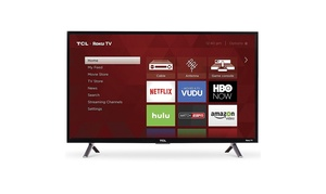 "TCL 32S305 32"" Roku Smart LED TV with 720p Resolution & HDMI Input"