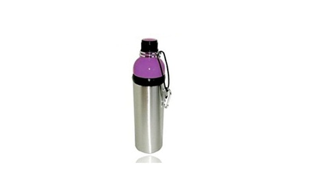 Good Life Gear SF6013 PPL 24 oz. BPA Free Water Bottle - Purple 3c4d58ff-2010-4de6-895b-3937bba95a12