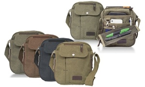 Canvas Crossbody Purse Bags