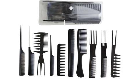Premium Salon Grade Comb Set Hair Styling Piece Combs ea489ebb-9773-47a9-8c8b-51b08533e15e
