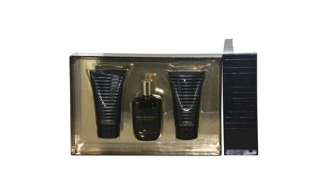 Unforgivable Set - Edt Spray 3.4 Oz, Aftershave Gel & Shower Gel