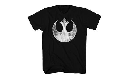Star Wars Men's Old Rebel T-Shirt 9d574148-c03a-4c10-8e87-e90354d891c4