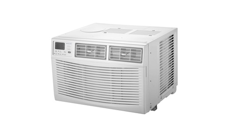 Cool-Living 24,000 BTU Window Room Air Conditioner with Remote, 220V photo